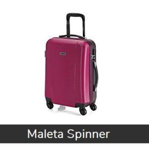 comprar maleta spinner