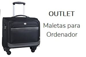 outlet maletas ordenador reacondicionada