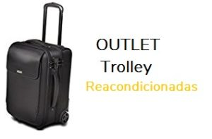 outlet trolley reacondicionada