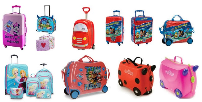 comprar maletas infantiles