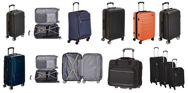 maletas AmazonBasics