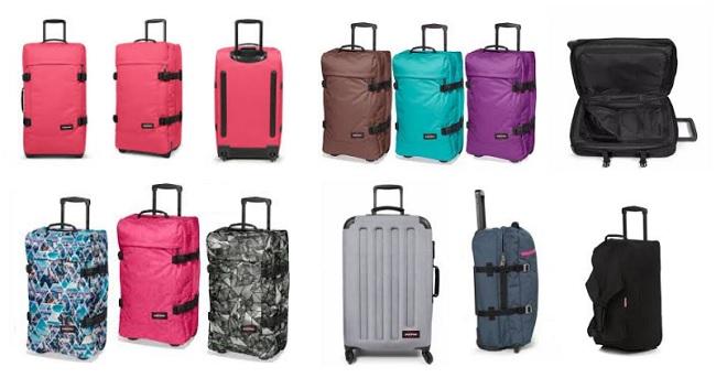 maletas eastpack