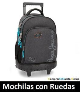 Mochilas con ruedas comprarmimaleta online