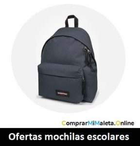 Ofertas Mochilas escolares Amazon comprarmimaleta