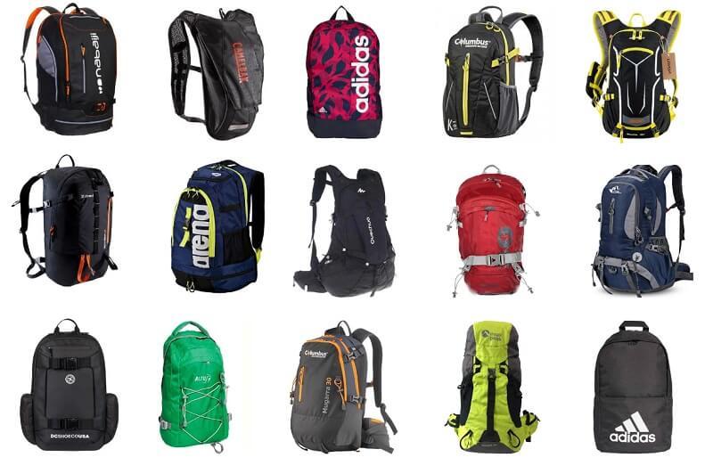 mochilas deportivas en comprarmimaleta online