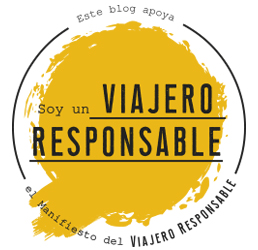 Sello manifiesto viajero responsable
